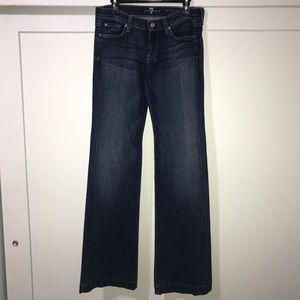 Seven Slim Trouser Jeans